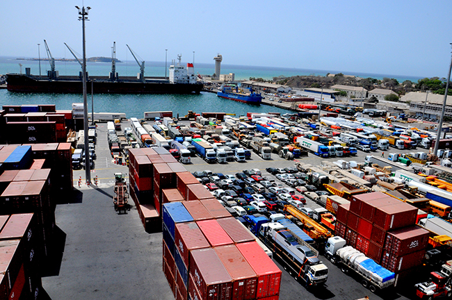 entreprise transport logistique Senegal dakar